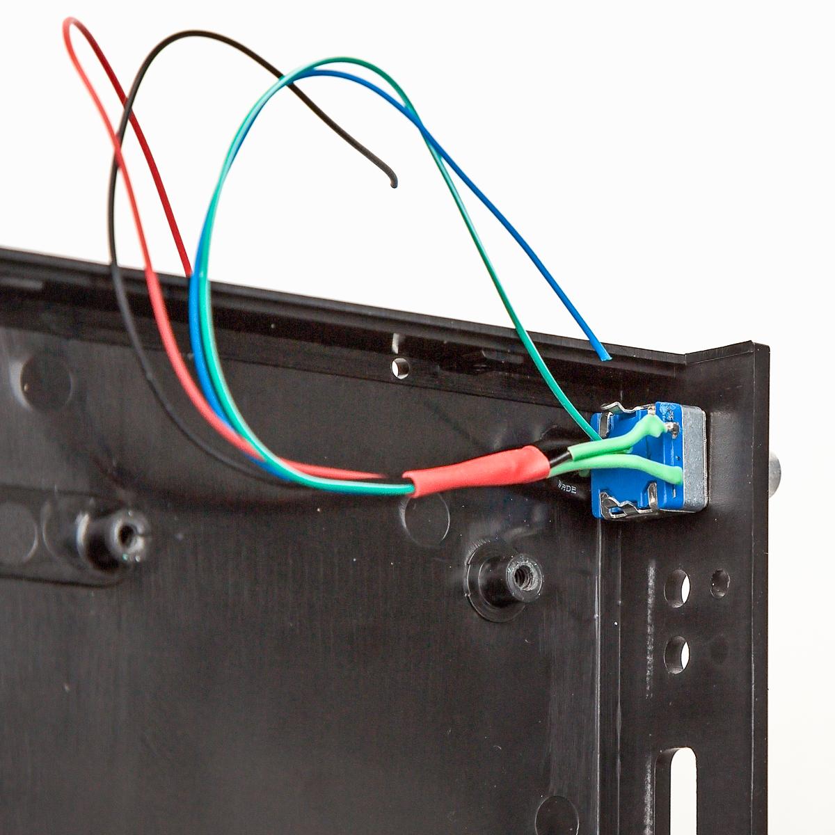 Rotary Encoder Inbouw kit Close-Up