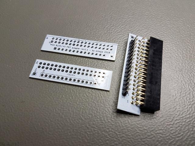MSX Floppy Adapter