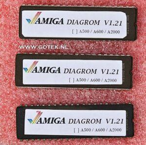 Shop: Amiga Diagnostic ROM V1.21