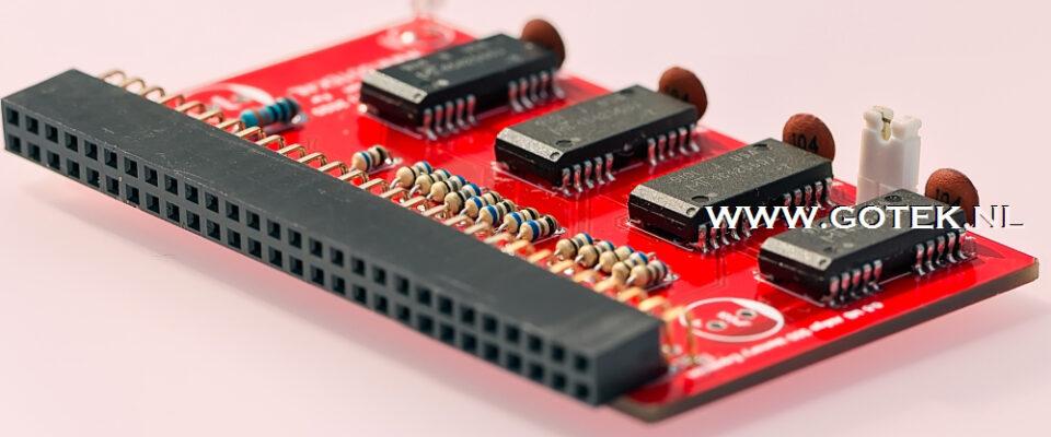Slider 06 : Amiga 500 Classic 512KB geheugen uitbreiding