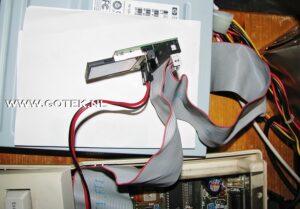 CF kaart en CD-ROM aan A500 IDE Interface