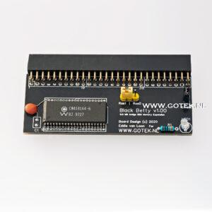 'Black Betty' 512KB geheugen uitbreiding voor de amiga 500