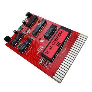 Final Cartridge iii Red PCB