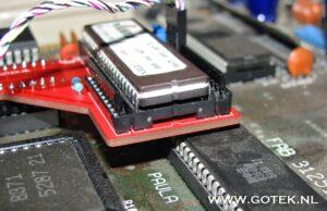 Lshape Kickstart Switch Close-Up