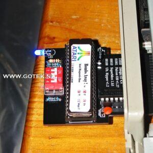 Atari : Multi Diagnostics Cartridge in bedrijf