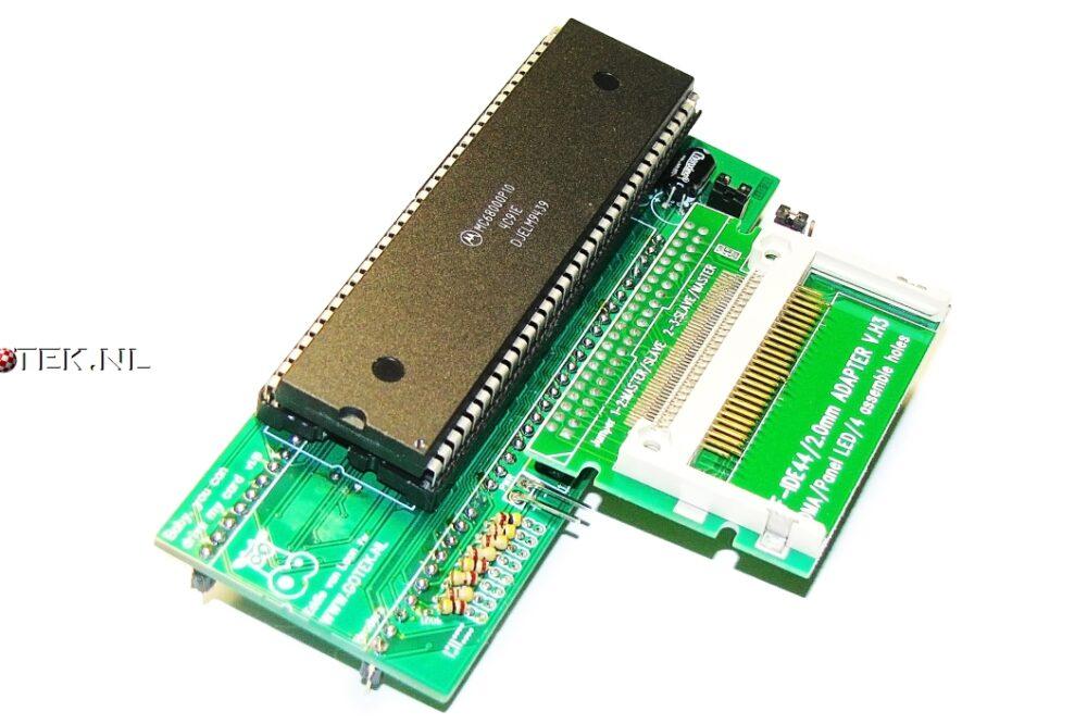 Slider 16 : Intern IDE Interface voor Amiga 500(+) / 2000