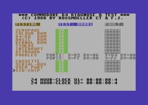 C64 Diagnostic Cart Doktor 64