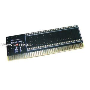 Amiga 2000 CPU Relocator board