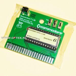 Commodore C64 Diagnostic Cartridges, Diagnost2,4 en 6