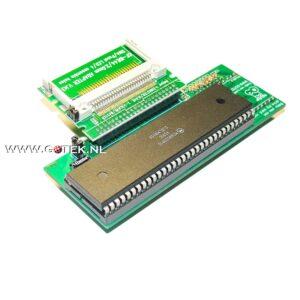 Amiga IDE Faq : Intern Amiga 500 / 500+ 44 pin IDE Interface