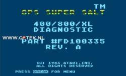Atari 400 / 800 Super Salt