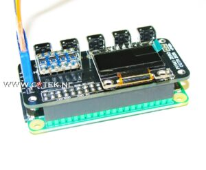 Pi1541 Zero voor de Commodore 64
