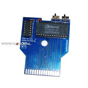 Diagnostics Cartridge 400 / 600 / 800 / 800XL / 65XE / 130XE / 800XE [Achterkant]