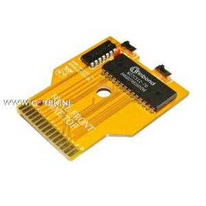 Diagnostics Cartridge 400 / 600 / 800 / 800XL / 65XE / 130XE / 800XE [Voorkant]