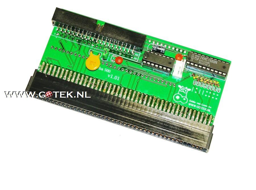 Slider 17 : Extern IDE Interface voor Amiga 500 / 500+