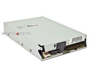 Achterzijde Epson SMD-300 vervangende diskdrive Amiga