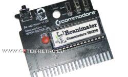 Reanimator, the Deadtest Cartridge for the C64